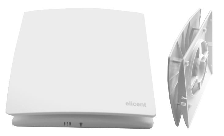 Вентилятор для ванной ELICENT ELEGANCE 100