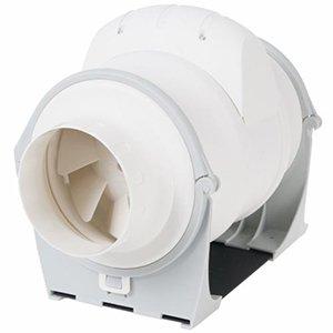 Канальный вентилятор Elicent AXM 125 TIMER
